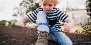 Learn How to Clean Kids Sneakers.